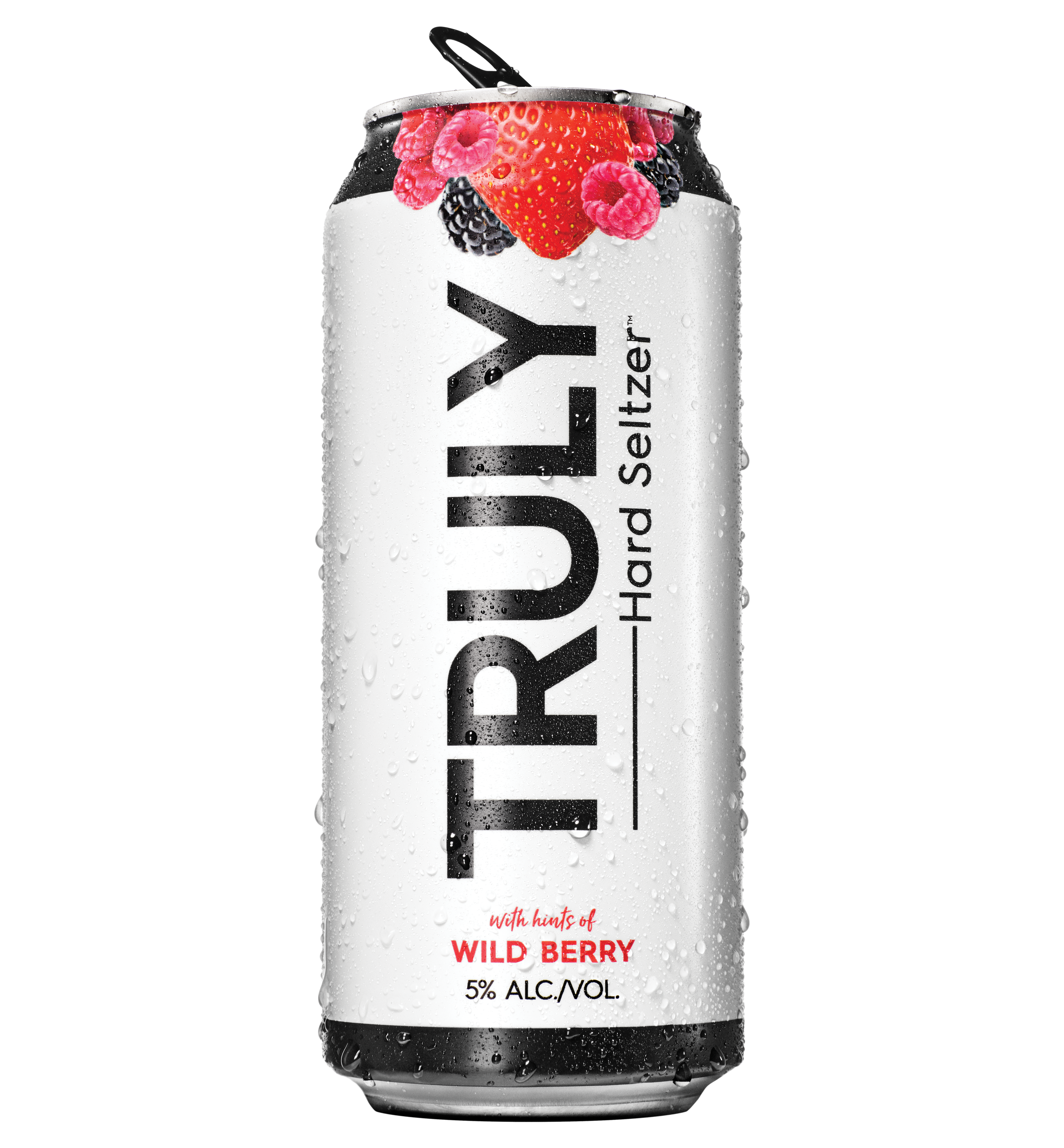 Truly Spiked & Sparkling Wild Berry